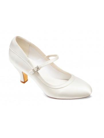 Sarah Svadobné topánky
